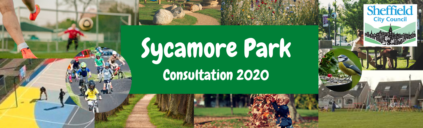 Sycamore Park Banner Image